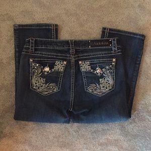 L.A. Idol Capri Jeans